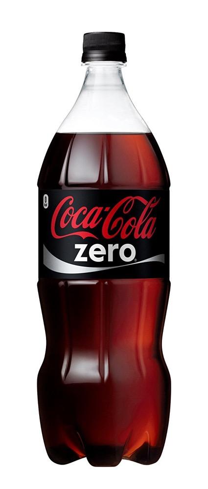 コカ・コーラ ゼロ 1.5L ドンキ伊勢店で115〜118円だぞ!