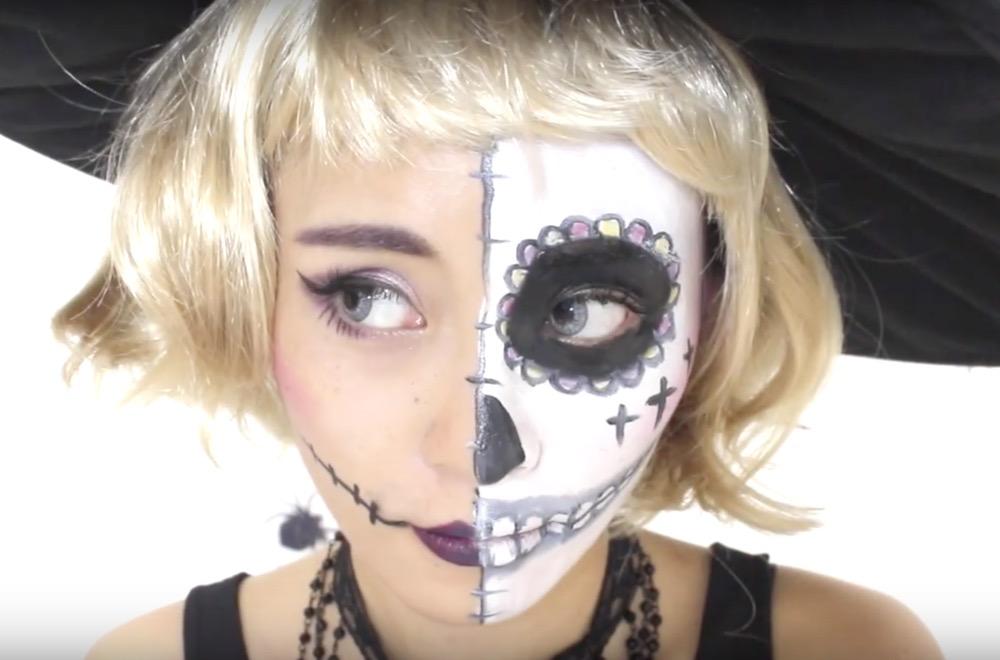 新立美香おすすめドンキのアイテムで可愛いハロウィンメイク!参考動画