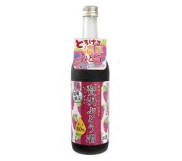 ドンキ人気の贅沢果実酒に季節限定フレーバー『贅沢ぶどう酒』登場!
